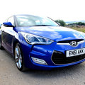Hyundai Veloster 1.6GDi Sport DCT review