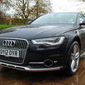 Audi A6 Allroad 3.0 TDI Quattro review