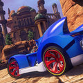 Sonic and Sega All Stars Racing Transformed (Wii U)