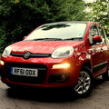 Fiat Panda Easy TwinAir  review