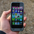 Mophie helium for iPhone 5   review