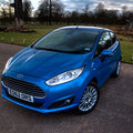 Ford Fiesta Titanium 1.0 EcoBoost review
