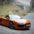 Audi R8 Spyder V8 review