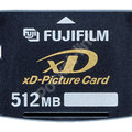 Fujifilm and Olympus announce 1Gb xD Picture Card
