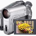 Canon launches the DC20 and DC10 direct to DVD camcorders