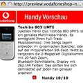 Vodafone.de lets slip plans for new Sharp and Toshiba 3G phones