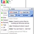 Google launches Google Talk