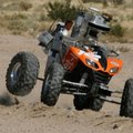 Robot desert race ends with success for four vehicles
