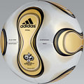 FIFA World Cup final uses adidas Golden Ball