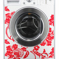 LG adds some colour to washing machines