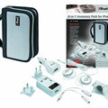 Trust's new Accessory Pack for iPod fits all your gizmos in one carrier
