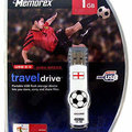 Memorex launch World Cup inspired 1Gb USB 2.0 Flash Drives