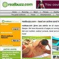 WEBSITE OF THE DAY - realbuzz.com