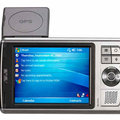 Asus MyPal A639 combines GPS and PDA functions