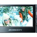 Archos announce 404 and 604 tiny portable video players