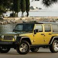 Chrysler announce Jeep Wrangler and Dodge Avenge at Paris Motor Show