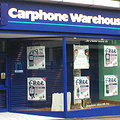 Vodafone withdraws its business from the Carphone Warehouse