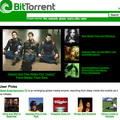BitTorrent signs content deals with Paramount and Fox