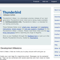Mozilla releases beta version of Thunderbird 2.0