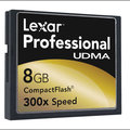 Lexar unleashes high speed CF card for yet-unannounced DSLRs