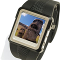 Video wristwatch debuts on Hammacher Schlemmer