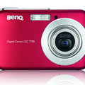 BenQ launches world's slimmest 7MP camera in the UK
