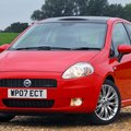 Fiat warms up its Grande Punto