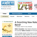 Amazon invests in social music site AmieStreet.com