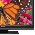 Sharp to show off new AQUOS LCD televisions...