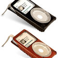 Orbino super luxury leather iPod cases