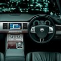 Jaguar turns to Apple for in-car design