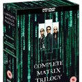 Buy Matrix Trilogy box set, get free Toshiba HD DVD player