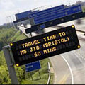 New driver information system for M25