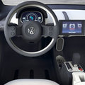 VW unveils tiny concept car