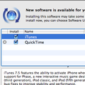 Apple releases iTunes 7.5, QuickTime 7.3