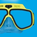 Swimming goggles get digital camera
