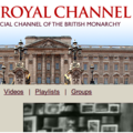 The Queen launches the Royal Channel on YouTube