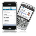 LinkedIn goes mobile