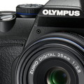 Olympus E-420 DSLR launches