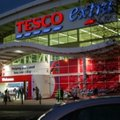 Tesco sees strong consumer electronics sales