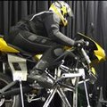 Motorcycle simulator will cut down accidents