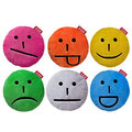 Art Lebedev's emoticon pillows on sale