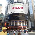 "Ricoh to install ""green"" billboard in Times Square"