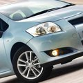 Toyota Auris launches with stop-start tech