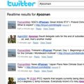 Twitter opens Poznan carbon summit