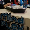 Mattel's Mindflex game uses the power of the mind