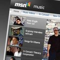 MSN Music offers mobile downloads