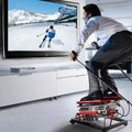 SkiGym simulator brings the slopes to your living room