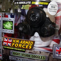 HM Armed Forces launch night vision goggles for Kids