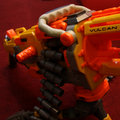 Nerf Gatling gun not for the faint hearted